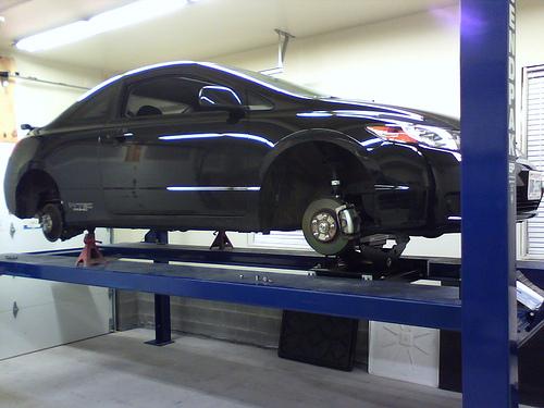Car lift jack tray 18